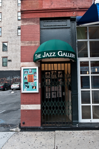The Jazz Gallery in New York City. Photo of courtesy of Jazz Guy.