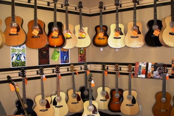 The 60 Best Music Instrument Stores in the U S