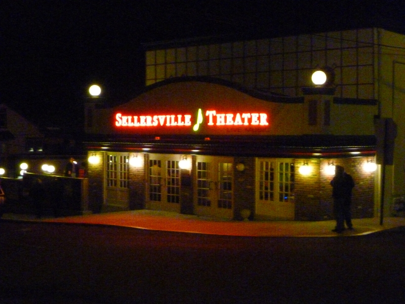 Sellersville's Theater