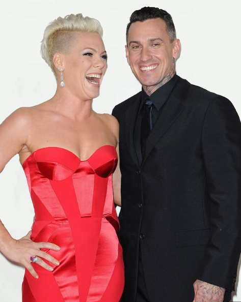 Pink's Husband: Carey Hart & Pink
