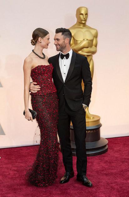 Adam Levine's Wife: Behati Prinsloo & Adam