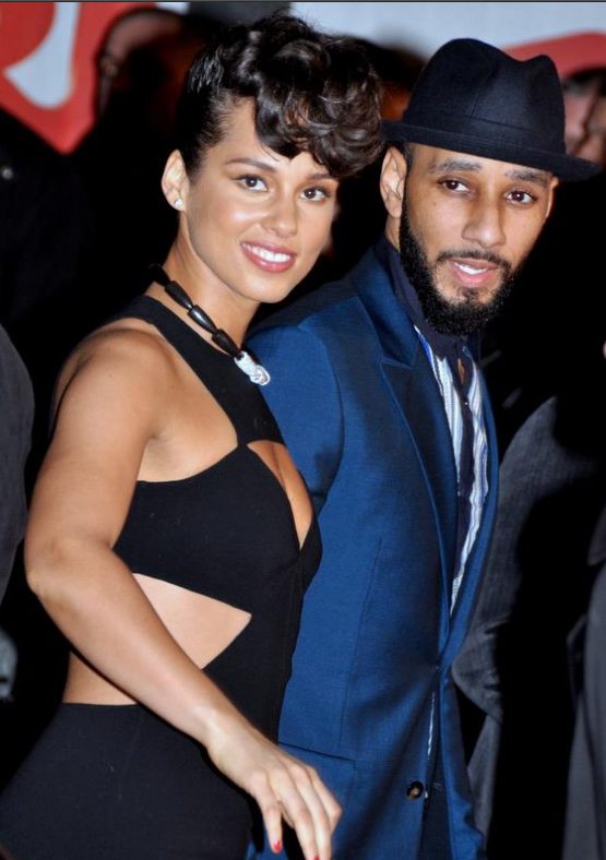 Alicia Keys' Husband: Swizz Beatz & Alicia Keys