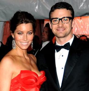 Justin Timberlake's Wife: Jessica Biel & Justin Timberlake