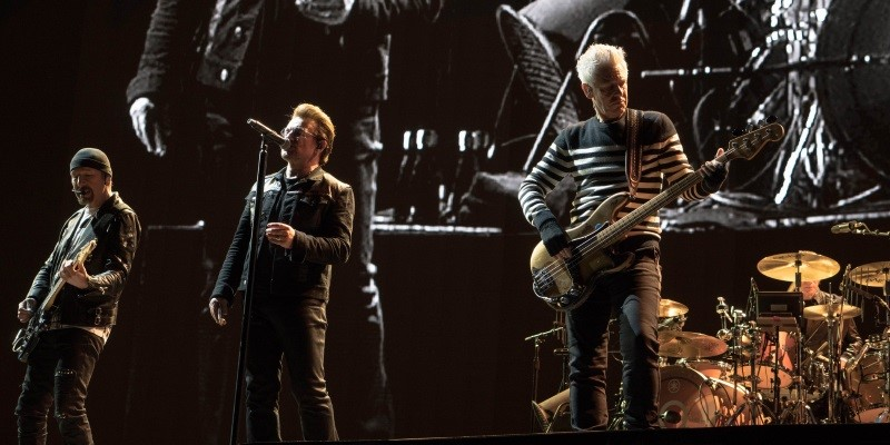 U2 to Showcase their Experience on 2018 Experience + Innocence Tour