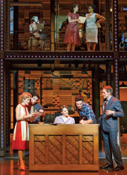 Tickets To Beautiful The Carole King Musical Wheeling