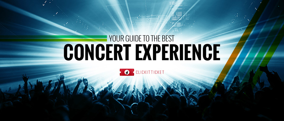 Going to a Concert Guide 2019