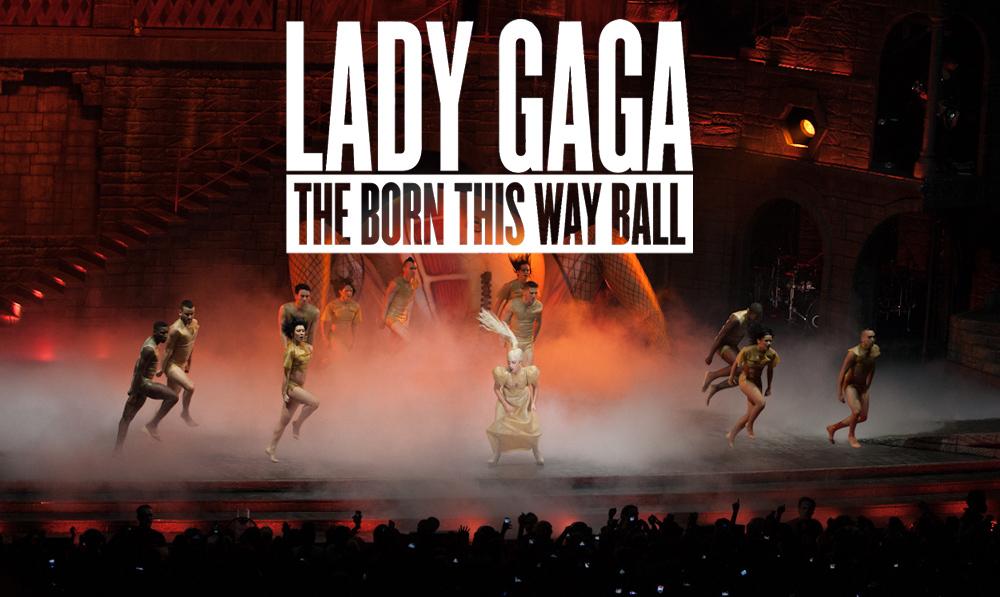 Lady Gaga The Born This Way Tour